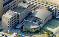 岡山医療センター付属岡山看護助産学校の写真