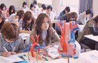 岡山県立大学保健福祉学部看護学科の写真