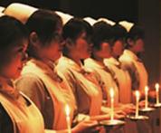 岡山赤十字看護学校の写真